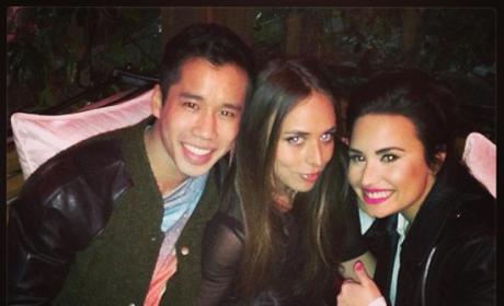 Demi Lovato Cast