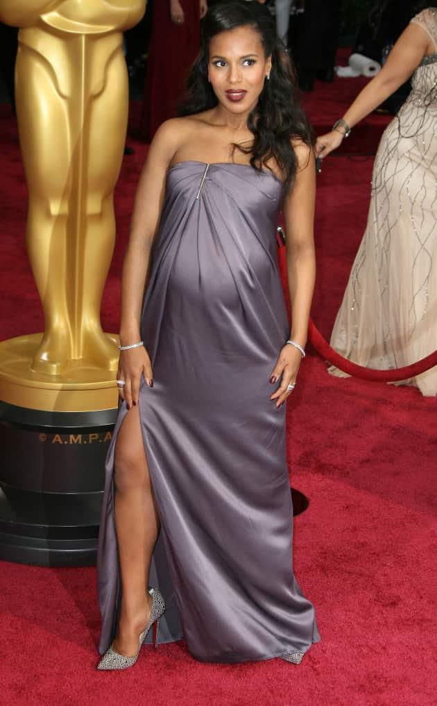 Kerry Washington at the Oscars