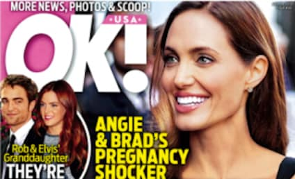 Angelina Jolie: Pregnant With Twins Again (Tabloid Claims)!