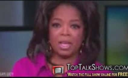 From a Woman to a Man: Chaz Bono Opens Up to Oprah