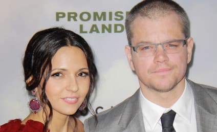 Matt Damon and Luciana Barroso Renew Vows in Romantic Ceremony