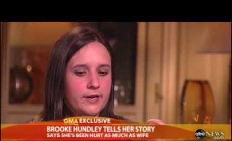 Brooke Hundley on GMA