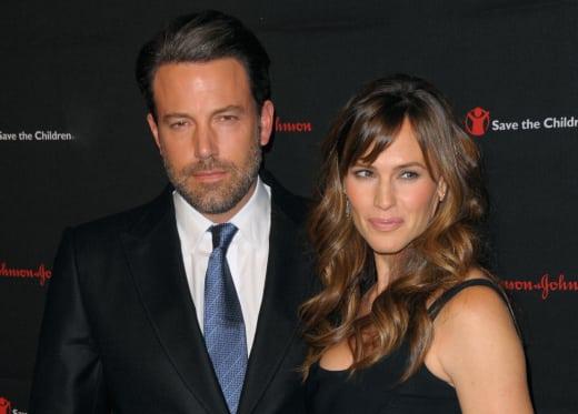 Ben Affleck and Jennifer Garner: Faking for the Camera?