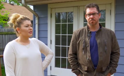 Amber Portwood & Matt Baier: The Wedding Is Off, But We're Still Together!