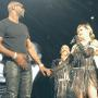 Idris Elba and Madonna