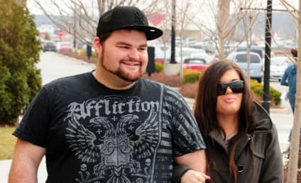Amber Portwood Wins Joint Custody of Daughter Leah with Gary Shirley