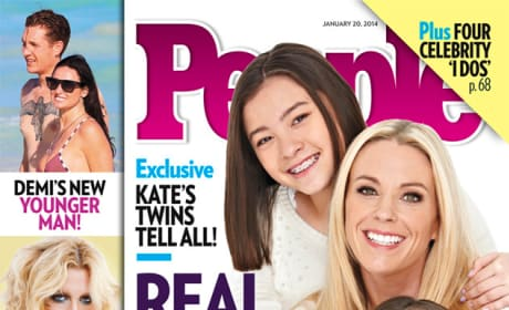 Kate Gosselin People Cover