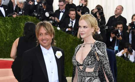 Keith Urban and Nicole Kidman: 2016 Costume Institute Gala