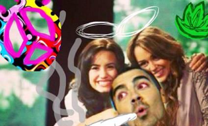 Demi Lovato to Joe Jonas: Happy 4/20!!!