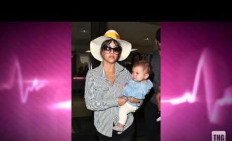 Kourtney Kardashian and Her Baby Daddy(s)