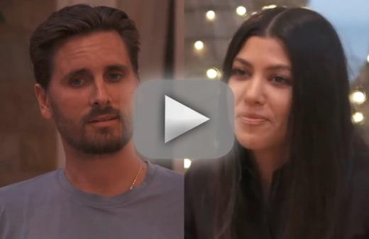 Kourtney Kardashian Gives Scott Disick an Ultimatum: I'll Marry You, IF ...