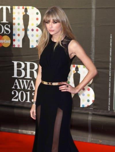 Taylor Swift in Black