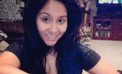 Snooki: No Makeup, Straight Loungin'