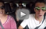 U.S. Swimmers Take Carpool Karaoke to Olympic Heights