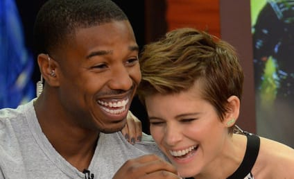 Fantastic Four Stars Survive Awkward, Sexist, Racist Interview
