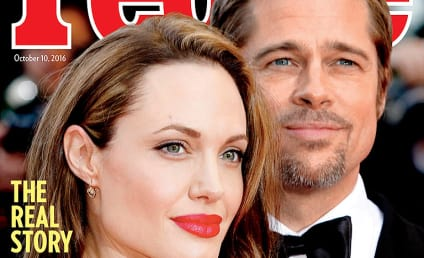 Brad Pitt and Angelina Jolie: The REAL Reason Behind The Divorce Revealed?!