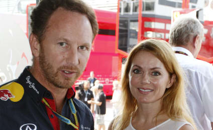 Geri Halliwell: Engaged to Christian Horner!