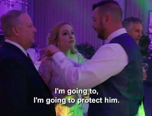 Charlie Potthast - I'm going to protect him