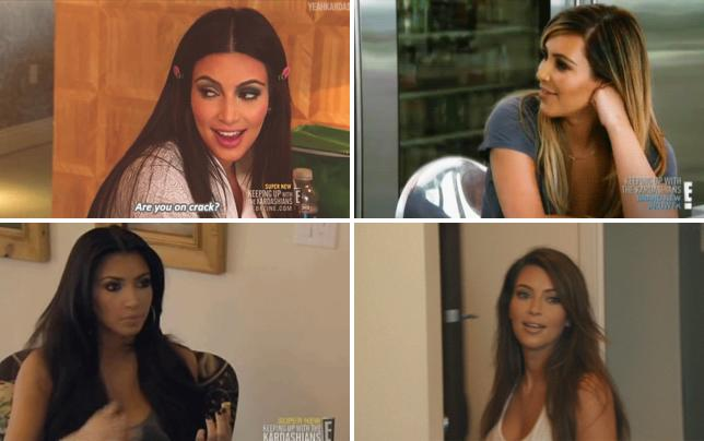 Kim kardashian gif are you on crack