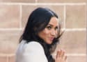 Meghan Markle Suffers Wardrobe Malfunction at Friend's Wedding