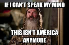 Duck Dynasty Debate