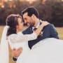 Jinger Duggar, Jeremy Vuolo Wedding Photo