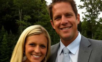 Chris Lambton and Peyton Wright: Married!