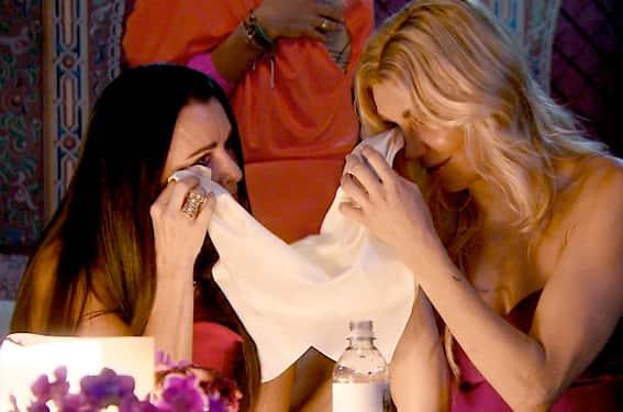Kyle and Brandi Shed Tears