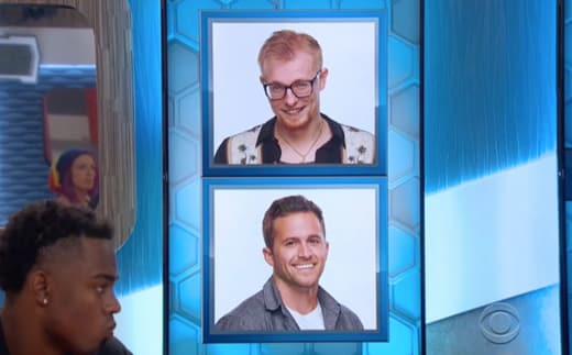 Big Brother Week Two Nominations