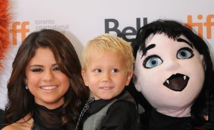 Selena Gomez Brings Little Biebers to Toronto Film Premiere