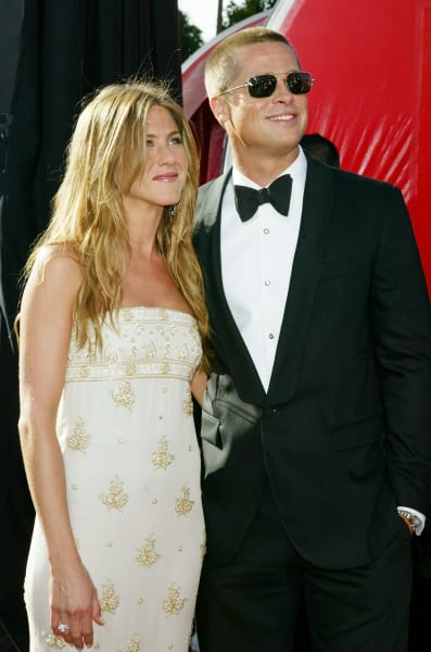 Brad Pitt and Jennifer Aniston... Together!