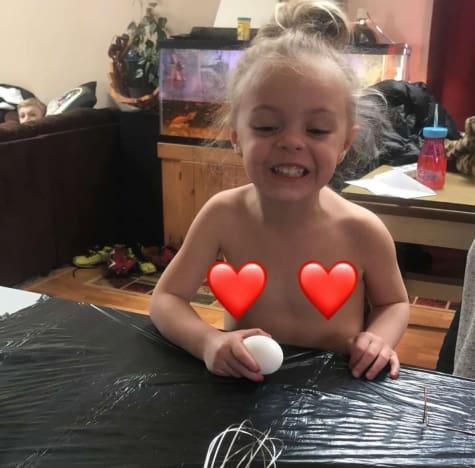 Nova paintings eggs