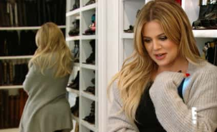 Kim Kardashian to Khloe Kardashian: Go Pose Naked!