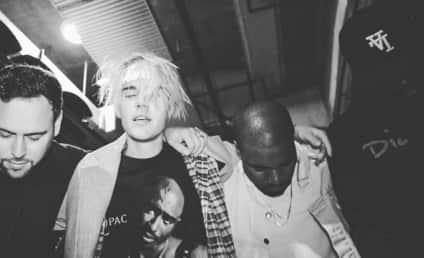 Justin Bieber and Kanye West Thank Jesus on Instagram