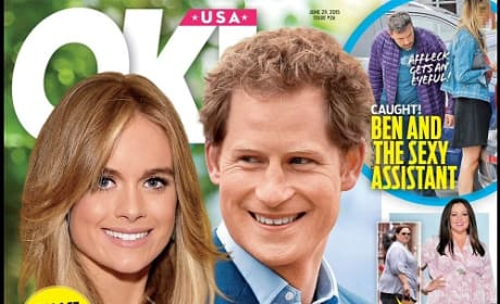 Prince Harry and Cressida Bonas to Get Married?