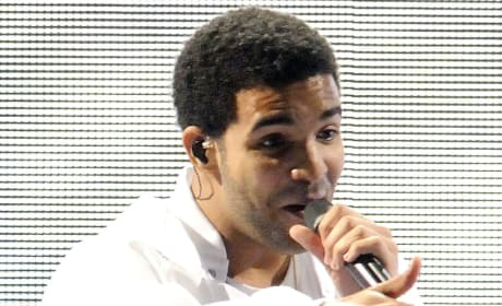 Drake Live Photo