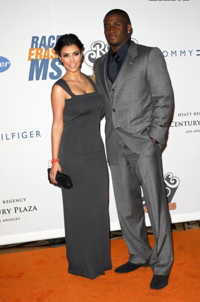 Reggie Bush and Kim Kardashian Pic