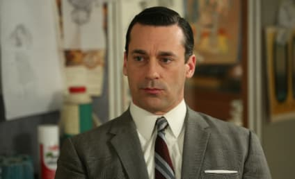 "Mad Men Review: Who is the ""Man With a Plan?"""