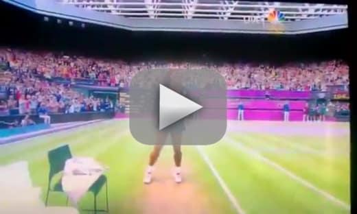 Crip Walk Dance Serena Williams Criticized Over Olympic Celebration