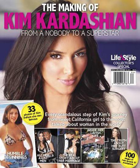 The Making of Kim Kardashian