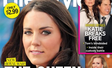 Kate Middleton: HUMILIATED By Queen Elizabeth II?