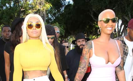 Amber Rose: It Would Be HILARIOUS if Rob Knocked Up Blac Chyna!