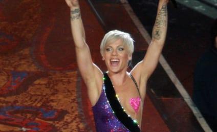 Pink: Loving Carey Hart, Getting Nipple Pierced