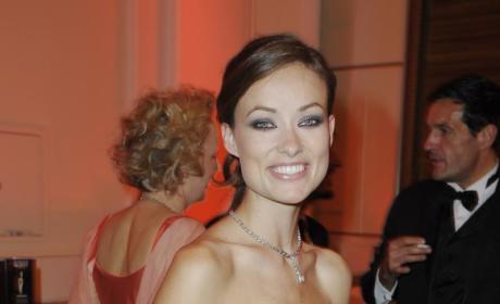 A Gorgeous Actress