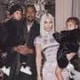 Kimye Family Photograph