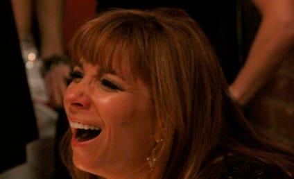 Jill Zarin: Mario Singer Shoved Me!