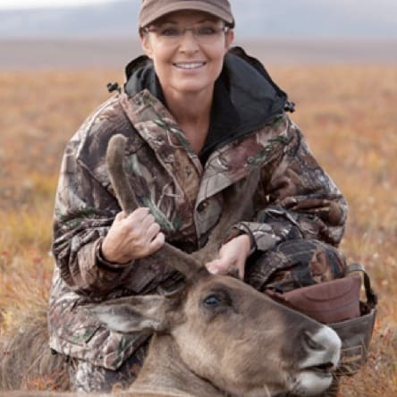 Killer Sarah Palin Photo