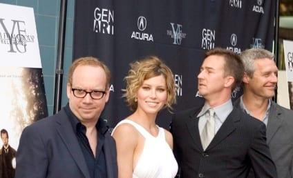 Norton, Biel and Giamatti Team Up for The Illusionist
