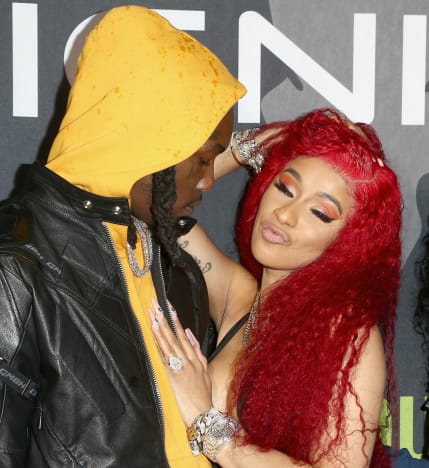 Offset and Cardi B, Still Togethere