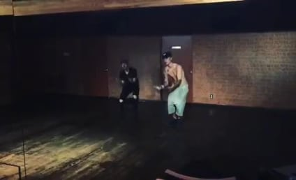 Justin Bieber Goes Shirtless, Teases New Single